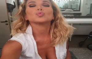 Barbara-d'Urso-bacio