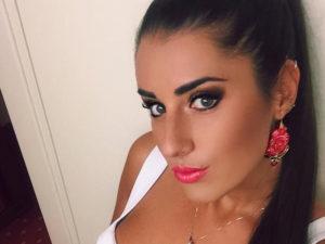 valentina Vignali sms contro stefano