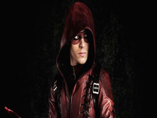 arrow roy harper