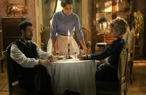 Una Vita Manuela scopre Cayetana e Justo