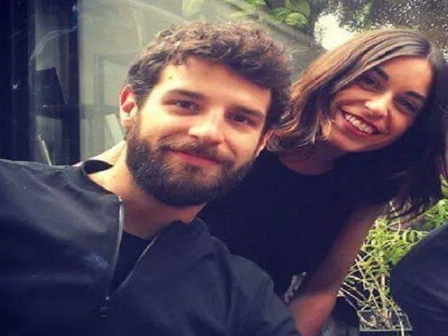 Il Segreto Mariana E Bosco Sono Fidanzati Nella Realtà