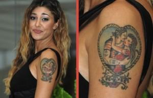 belen-rodriguez-tatuaggio