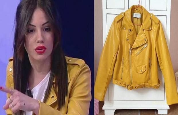chiodo giallo di Zara