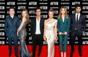 foto fan cast after