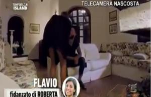 flavio-diana-bacio-temptation