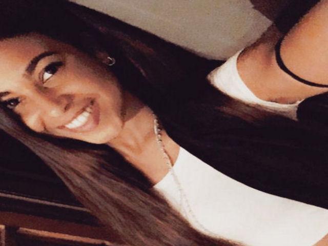 loretta graziani selfie