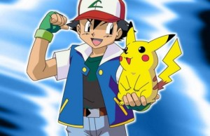 foto ash pokemon