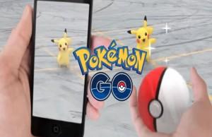 foto pokemon go