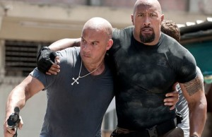 fast and furious the rock