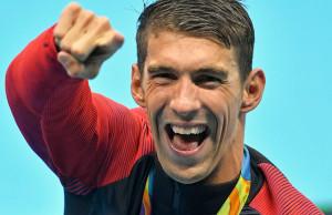 michael phelps olimpiadi 2016