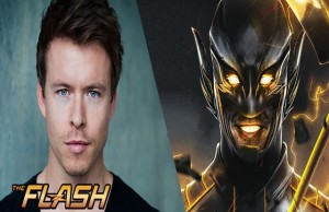 the flash the rivel