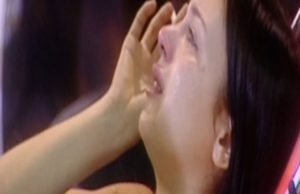 asia nuccettelli piange gf vip