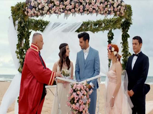 ayaz e oyku si sposano