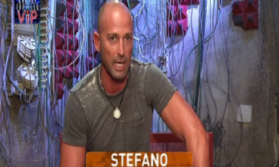 stefano bettarini in tv