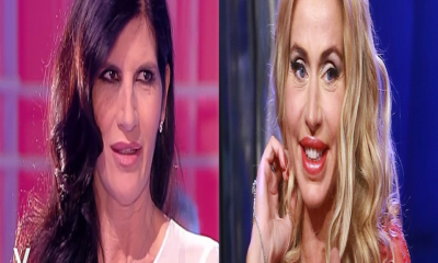 Valeria Marini Pamela Prati GF Vip