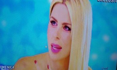 loredana lecciso in tv