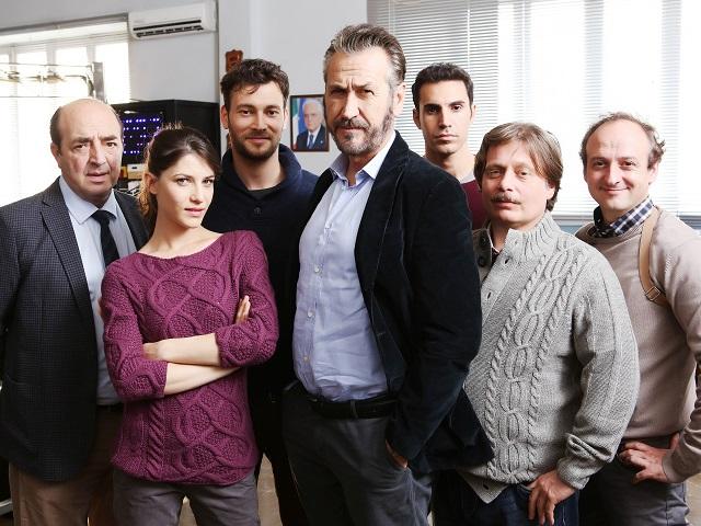 Rocco Schiavone seconda stagione