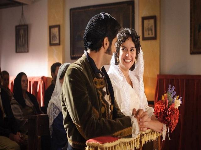 cuore ribelle matrimonio lucero e pilar