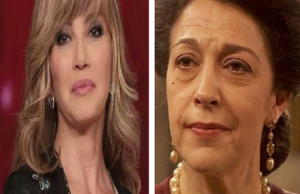 milly carlucci donna francisca