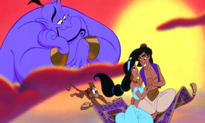 Aladdin curiosità