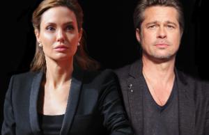 Brad Pitt e Angelina Jolie divorzio