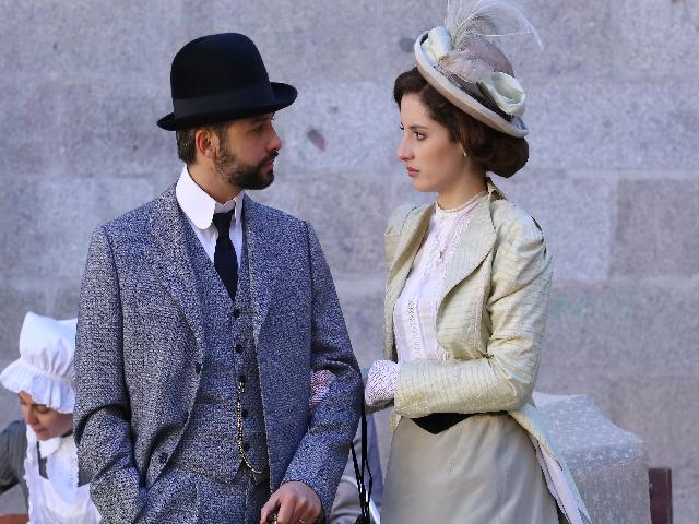 Felipe e Celia di Una Vita