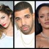 JLo Drake e Rihanna