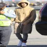 Justin Bieber jet privato