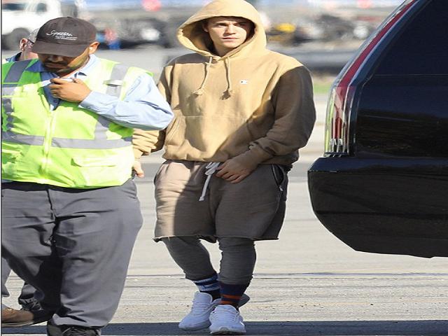 Aereo Privato Justin Bieber : Fotografia justin bieber jet privato