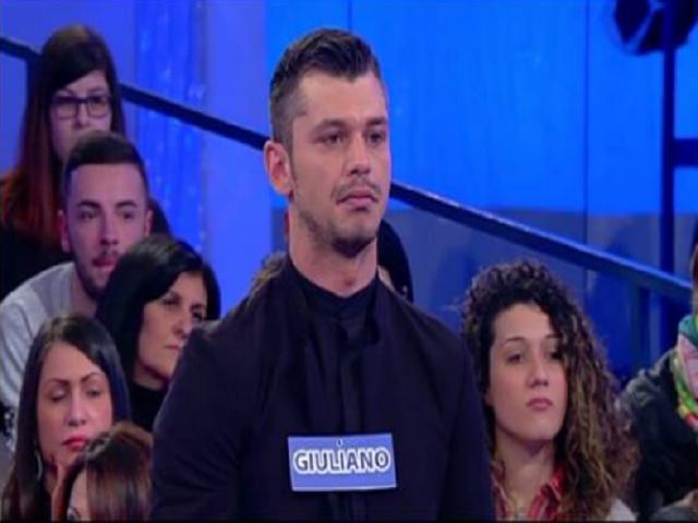 Giuliano Luciani Uomini e Donne