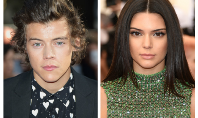 Harry Styles Kendall Jenner