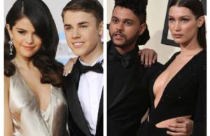 Selena Gomez e The Weeknd insieme parole degli ex