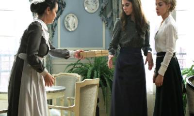 Fabiana, Teresa e Cayetana di Una Vita