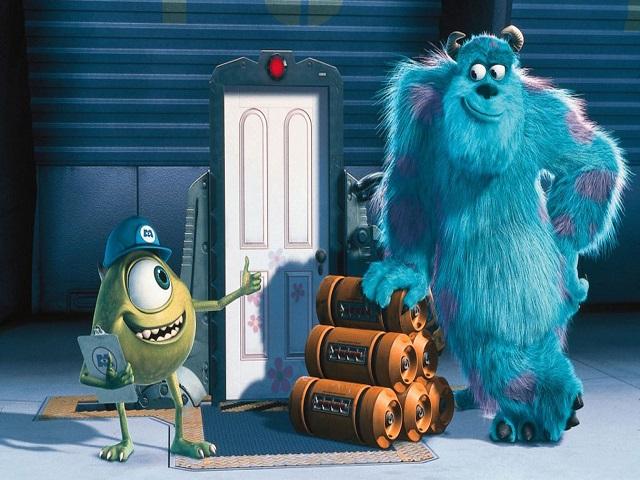 Monsters e co curiosità sul film d animazione della pixar