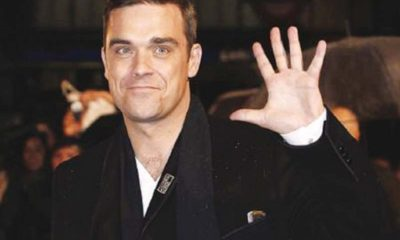 Robbie William five