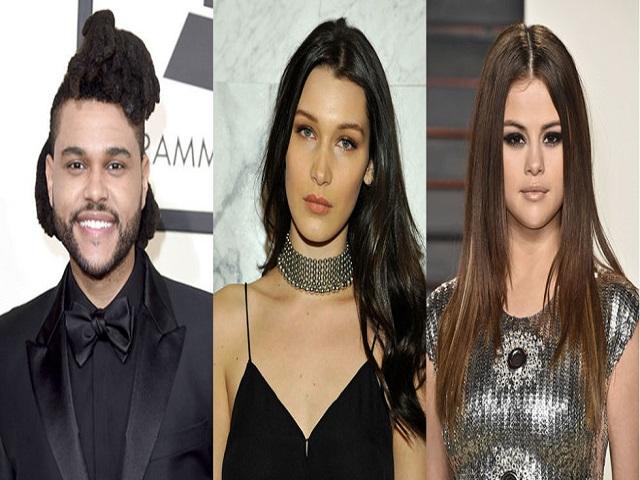 Selena Gomez, The Weeknd e Bella Hadid