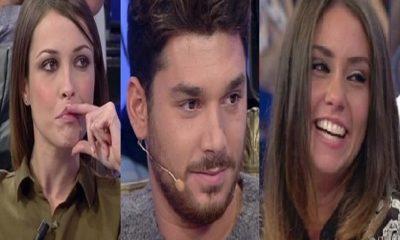Valentina Rapisarda, Andrea Cerioli e Sharon Bergonzi