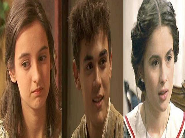 Beatriz, Prado e Matias de Il Segreto
