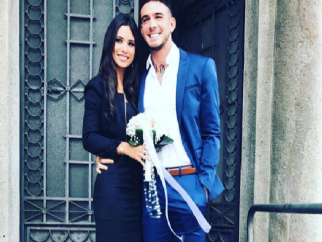 Lucas Peracchi e Silvia