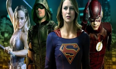 supergirl arrow flash crossover
