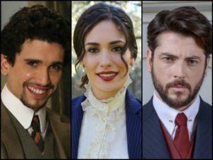 Anticipazioni Il Segreto, triangolo amoroso tra Hernando, Camila ed Elias