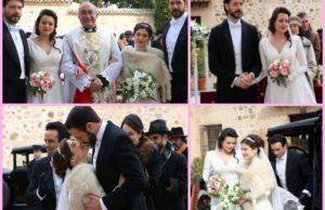 Doppio matrimonio per Sol e Lucas e Candela e Severo - Il Segreto anticipazioni