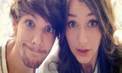 Louis Tomlinson e Eleanor Calder