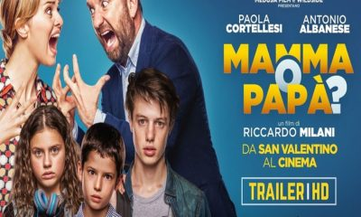 mamma o papà cortellesi cast e data