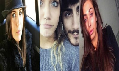 Martina, Fabiana, Riccardo e Camilla