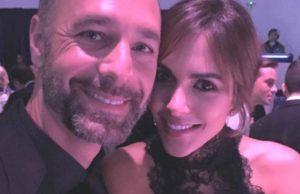 Raoul Bova e Rocio Munos Morales