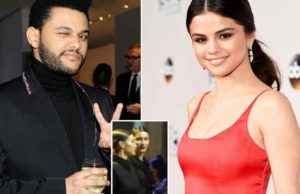 Selena Gomez The Weeknd Bella Hadid