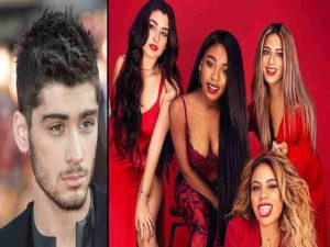 Zayn Malik Fifth Harmony