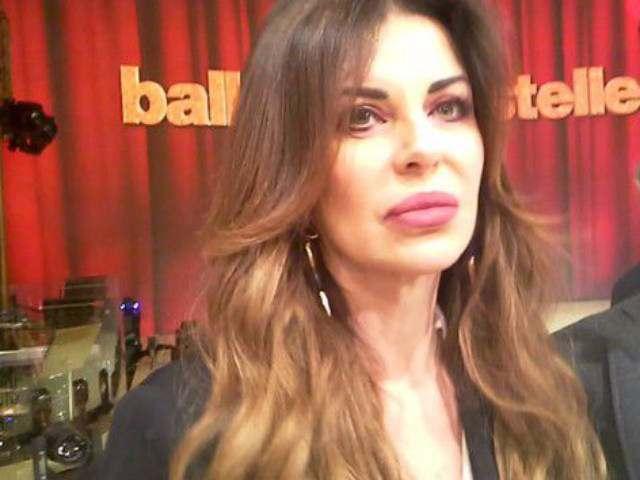 Alba Parietti contro la giuria di Ballando con le stelle