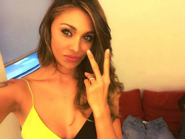 Belen Rodriguez a Selfie Le cose cambiano